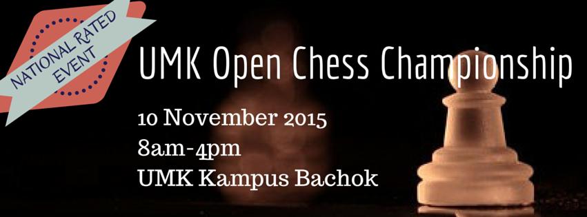 UMK Open Chess Championship