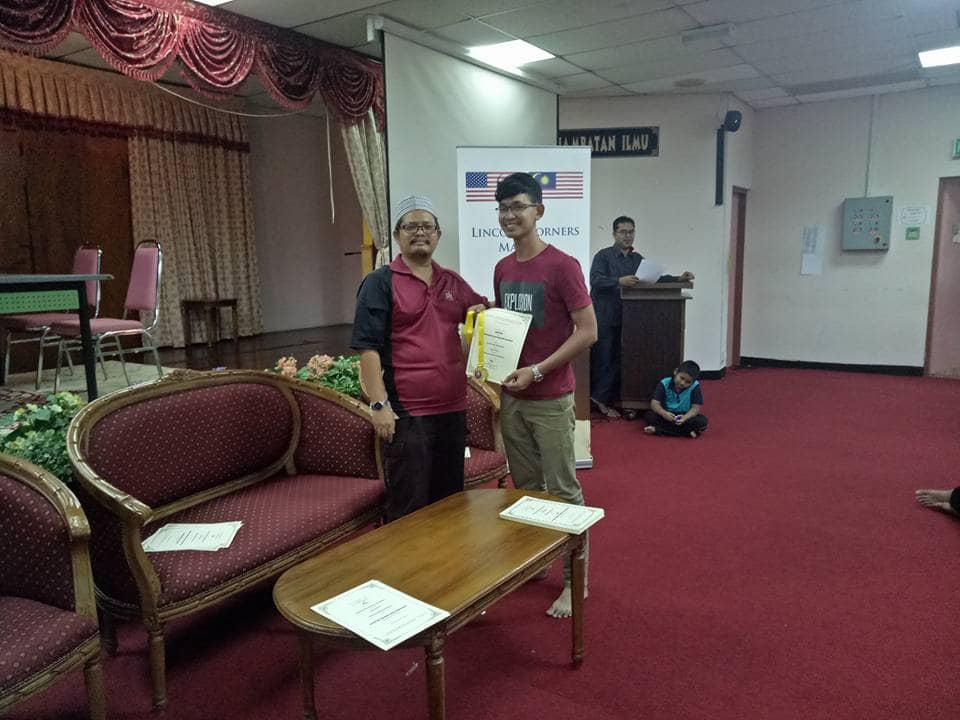 Wan Mohd Amirul Juara Kelantan
