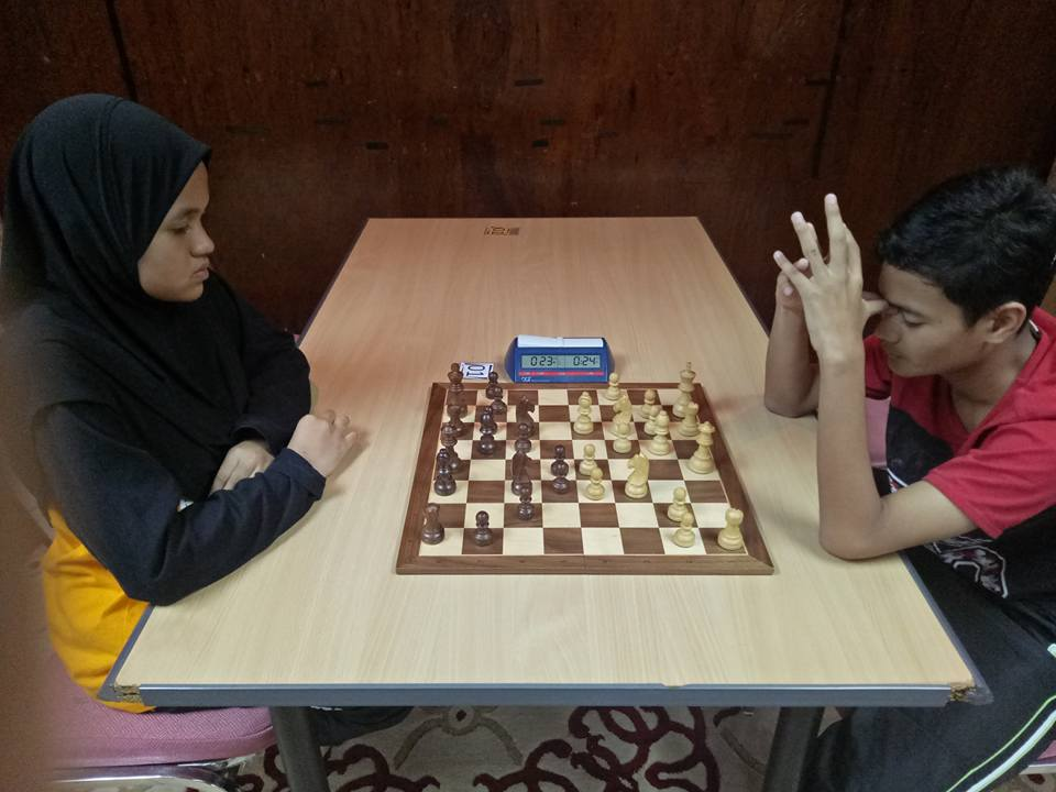 Kejohanan Peringkat Umur Kelantan (Siri 1)