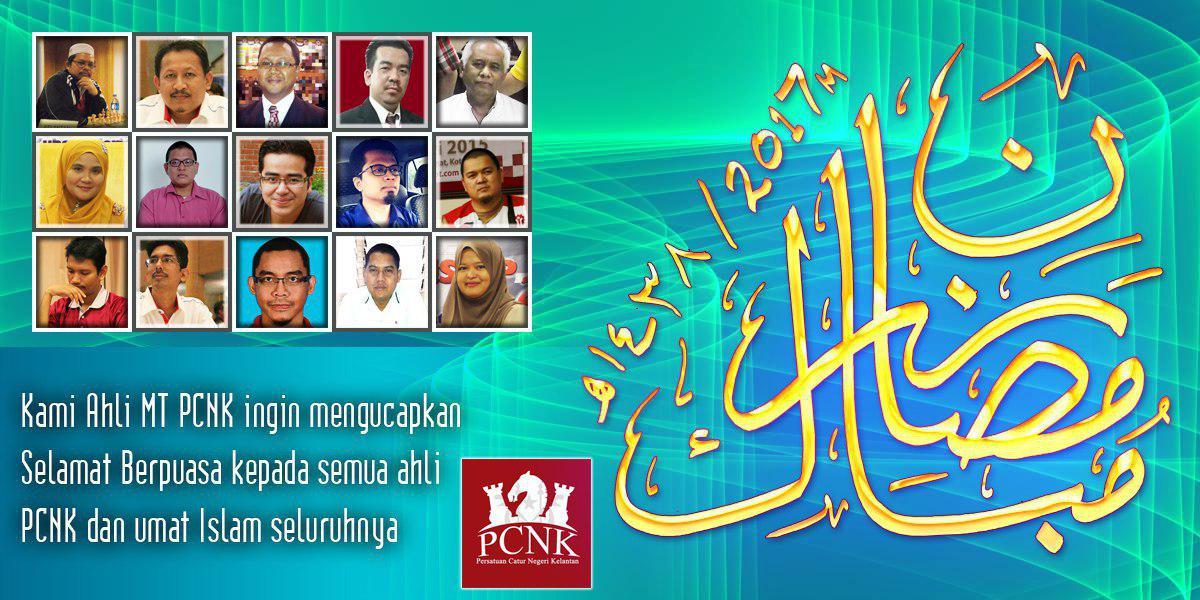 Selamat Menyambut Ramadan 1438H