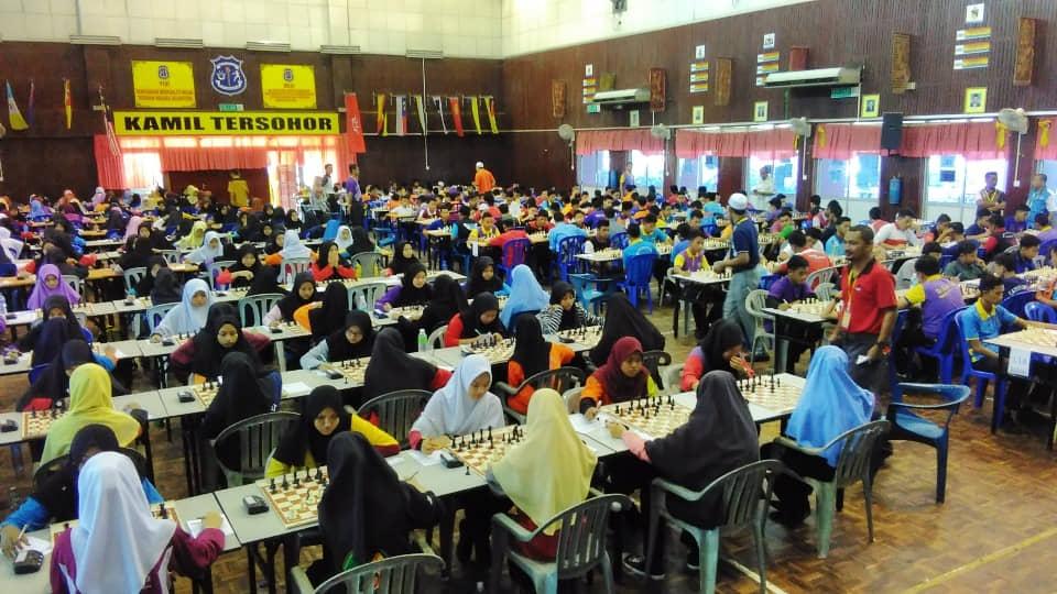 Kejohanan Catur MSSK 2017