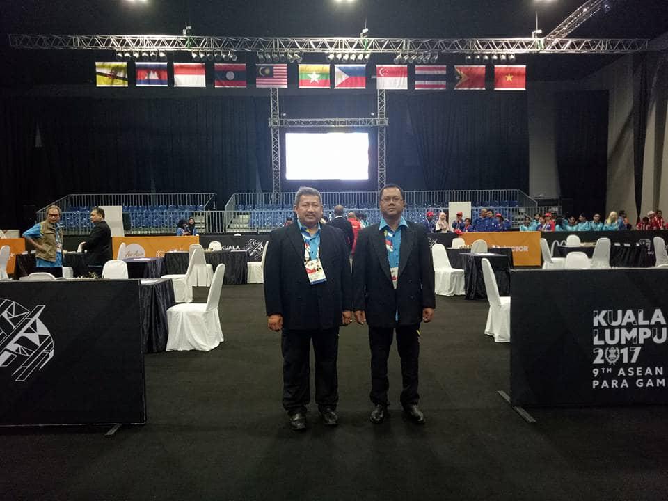 4 Majlis Tertinggi PCNK galas tugas penting di Sukan Para Asean 2017