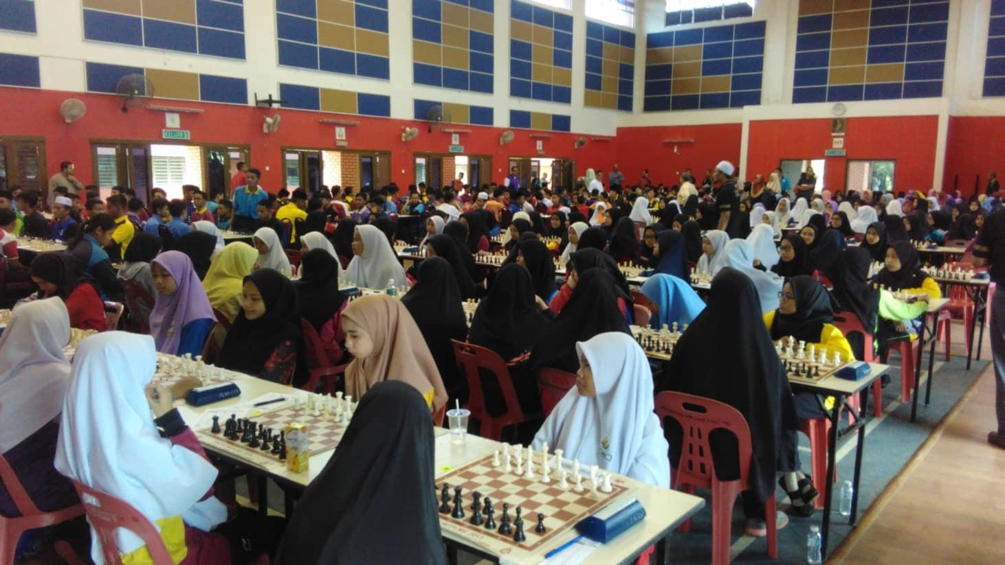 Kejohanan MSSK 2018 (Bachok)